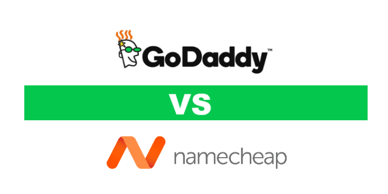 Godaddy VS Namecheap
