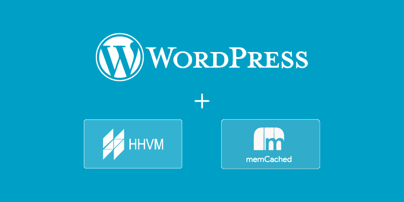 WordPress HHVM Memcached