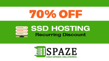 ispaze coupon recurring discount