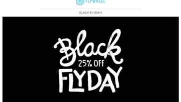 GetFlywhell Black friday