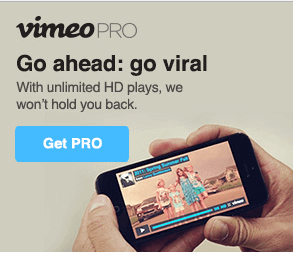 vimeo pro subscription