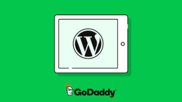 gdaddy maaged wordpress