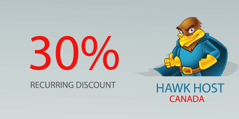 hawkhost canada coupon