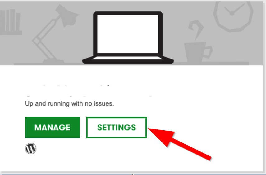 settings-wordpress-godaddy