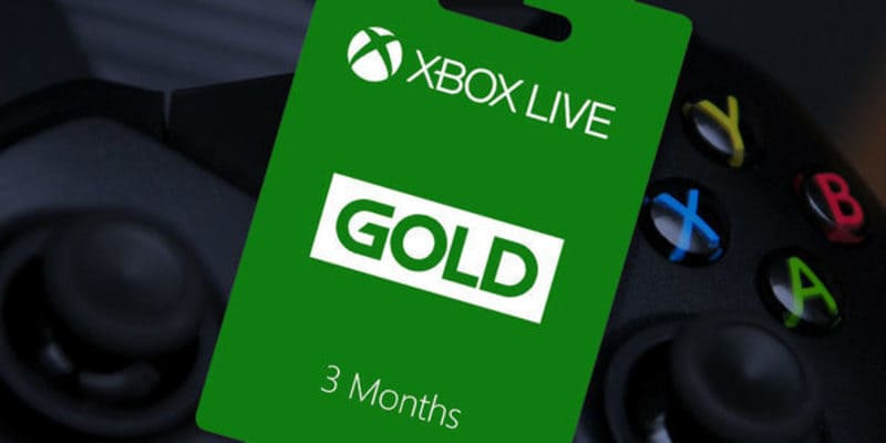 x box gold membership