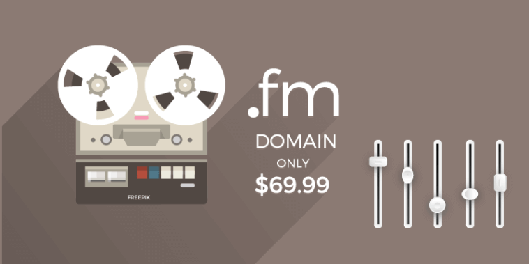 fm domain cheap radio