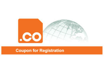 Co domain registration Coupon