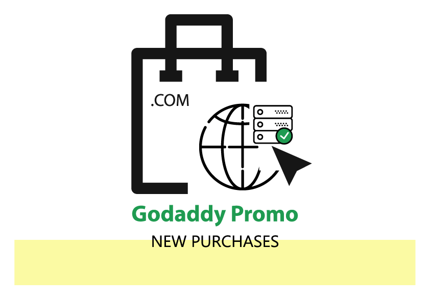 Godaddy New Purchases Coupon