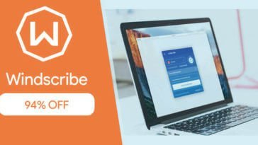 Windscribe VPN Pro Lifetime