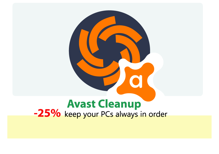 avast cleanup voucher coupon