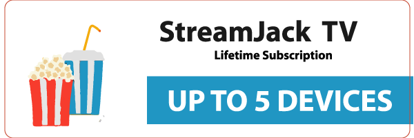How many devices of streamjack lifetime package