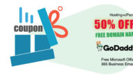 Godaddy web hosting coupon