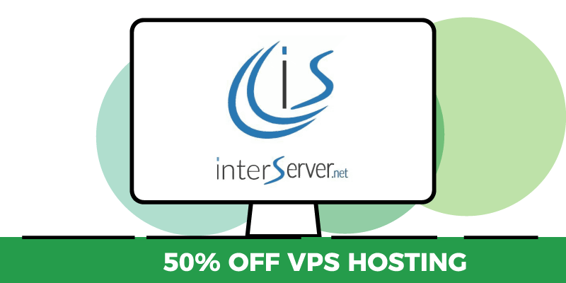 interserver vps hosting coupon