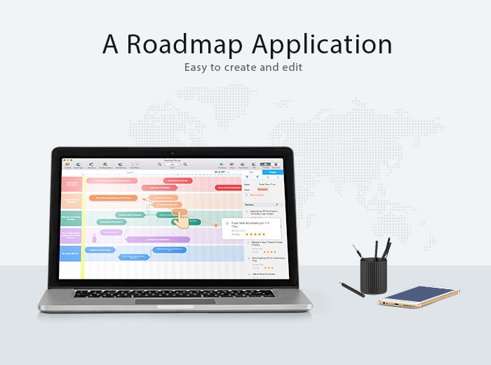 roadmap application for business