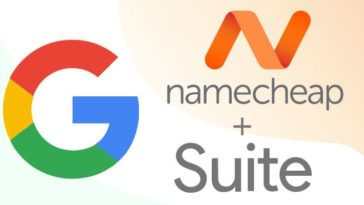 namecheap credit g suite