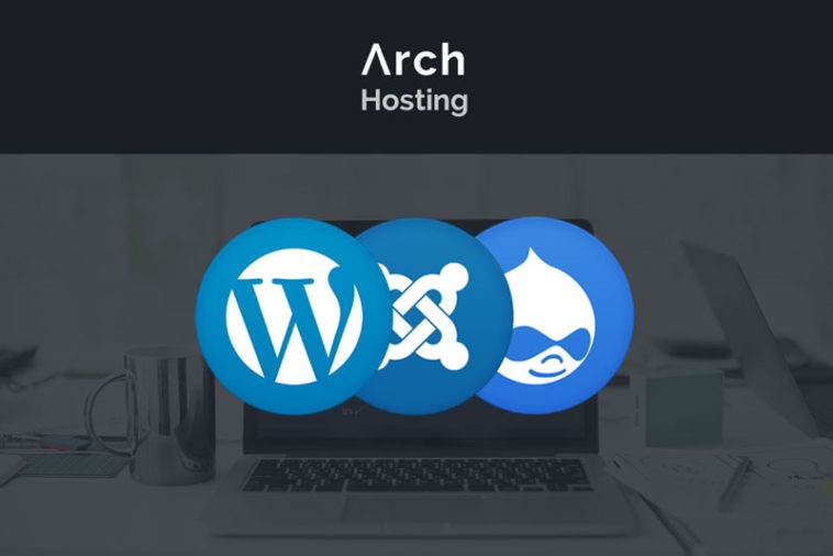 2019's September, 20% off Arch hosting VPS servers and Web