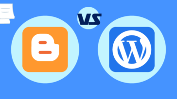 blogger vs wordpress, blogger alternative