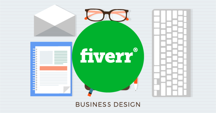 Hire on Fiverr
