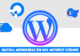 Install WordPress sites on VPS without coding