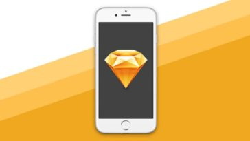 iOS Mobile App Design With Sketch