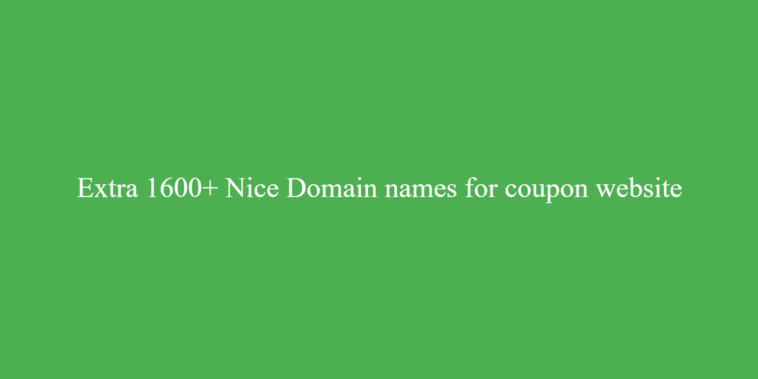 domain-name-generator-for-coupon-websites