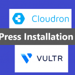cloudron-vultr wordpress guides